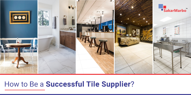 Tile manufacturers in Morbi