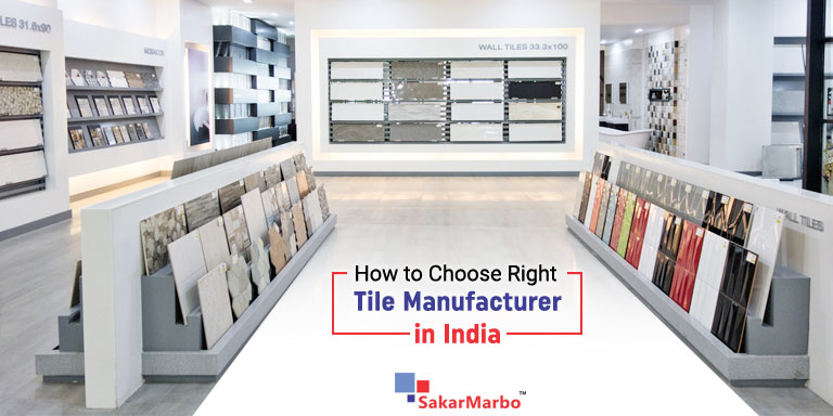 Tile Manufacturer in India