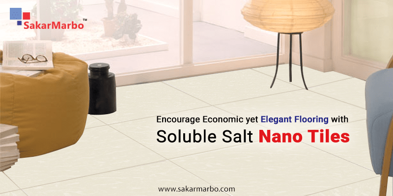 Soluble Salt Nano Tiles
